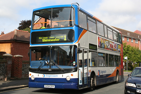 Eastbourne Route 1 Bus