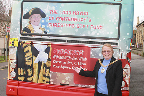 Lord Mayor Bus