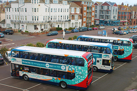 Wave 99 buses