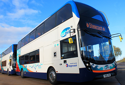 Stagecoach Is Making Waves