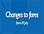 Fare Changes