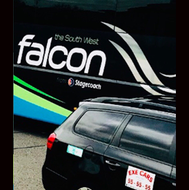Falcon Exe Taxis