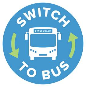 Switch to bus