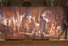 Chichester Cathedral Nativity