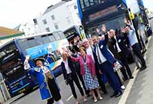 Coastliner Worthing Launch 222 x 150