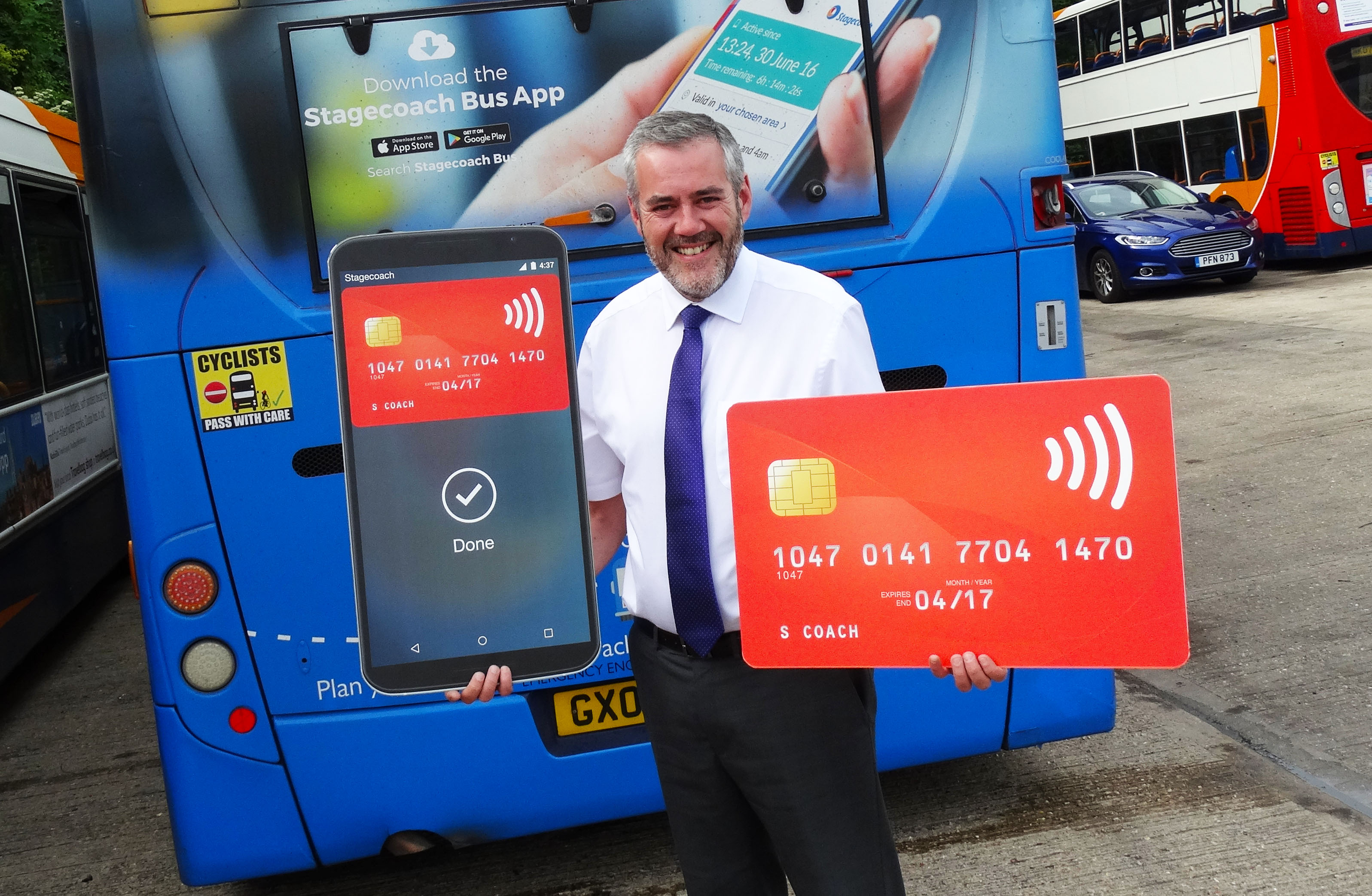 Contactless MD