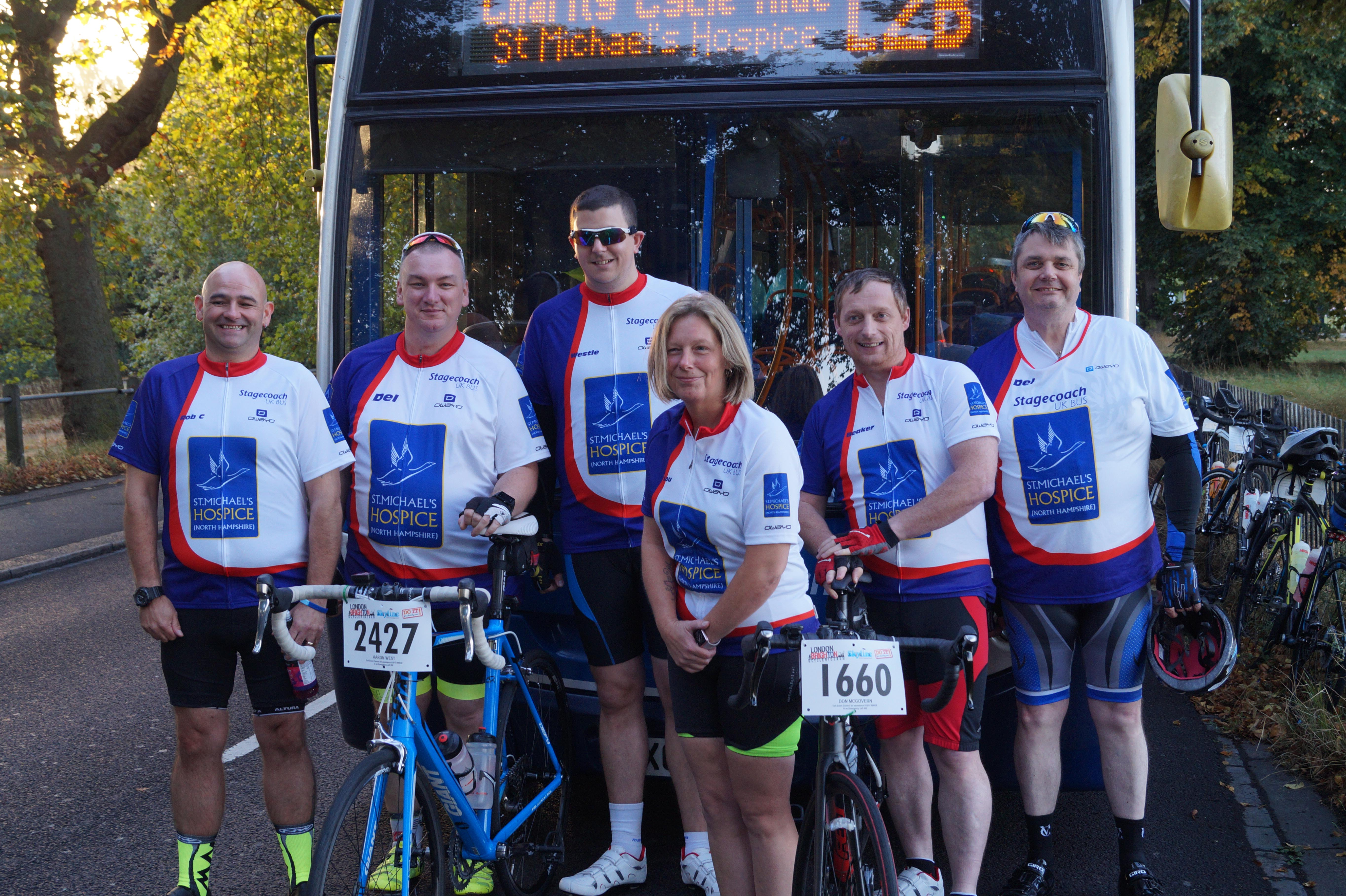 Basingstoke cycle team
