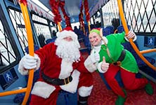 Portsmouth Santa Bus