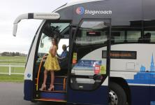 Stagecoach Bus Ladies Day Ayr Racecourse