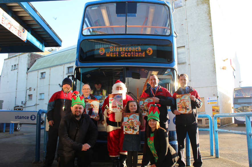 Stagecoach Christmas