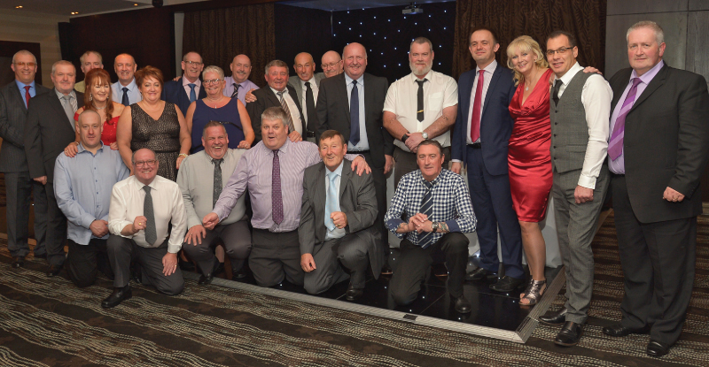 StagecoachWScot Long Service Awards 2016