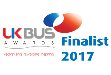 UK Bus Awards Finalist 2017