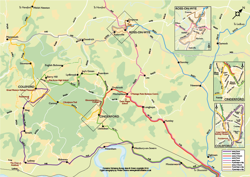 Forest of Dean Proposal