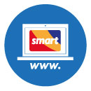online smart card icon
